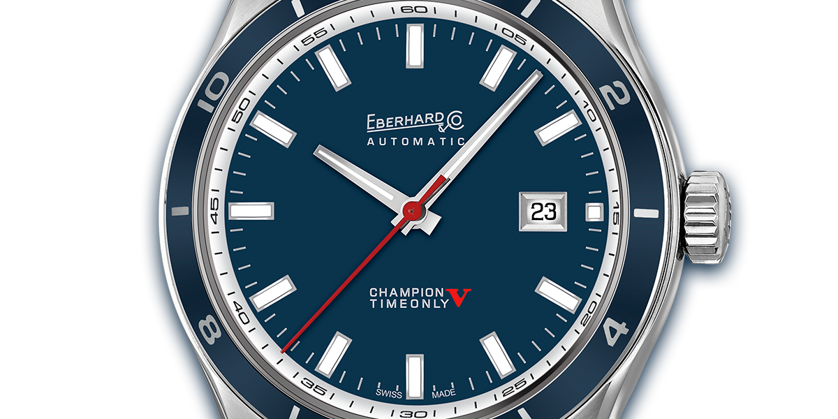 CHAMPION V TIMEONLY