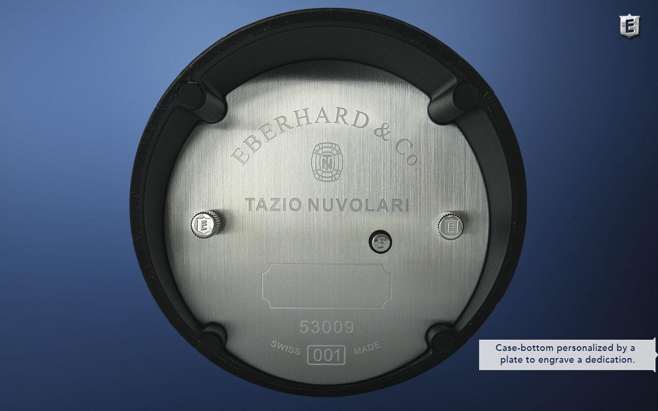 TN DESK CLOCK dettagli 1