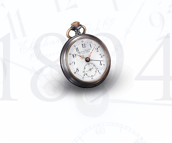 <p>Pocket watch.</p>