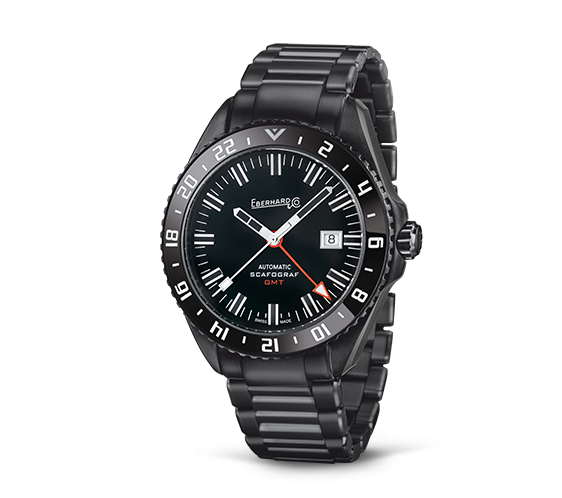 SCAFOGRAF GMT – THE BLACK SHEEP
