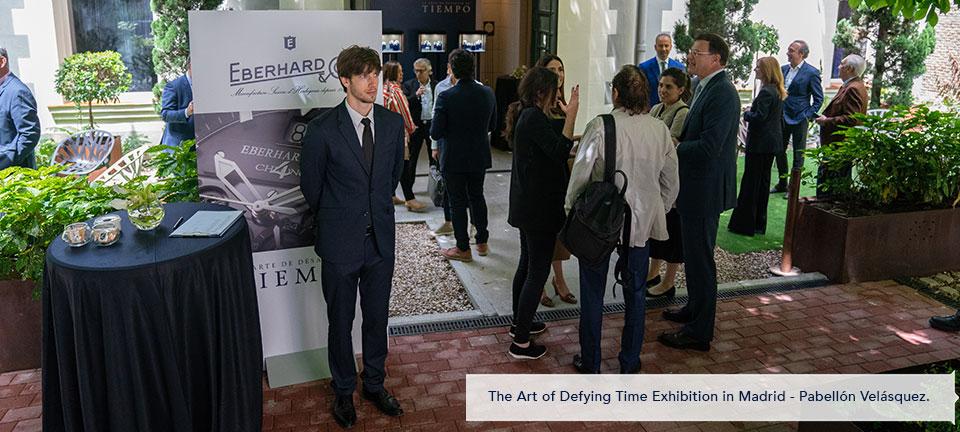 EBERHARD EVENTO MADRID GALLERY01 960x432px 20180628 EXE